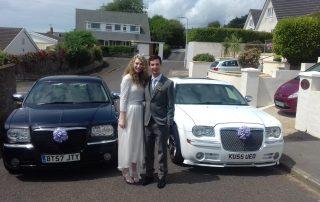 Chris and Abbie Langland for Reception
