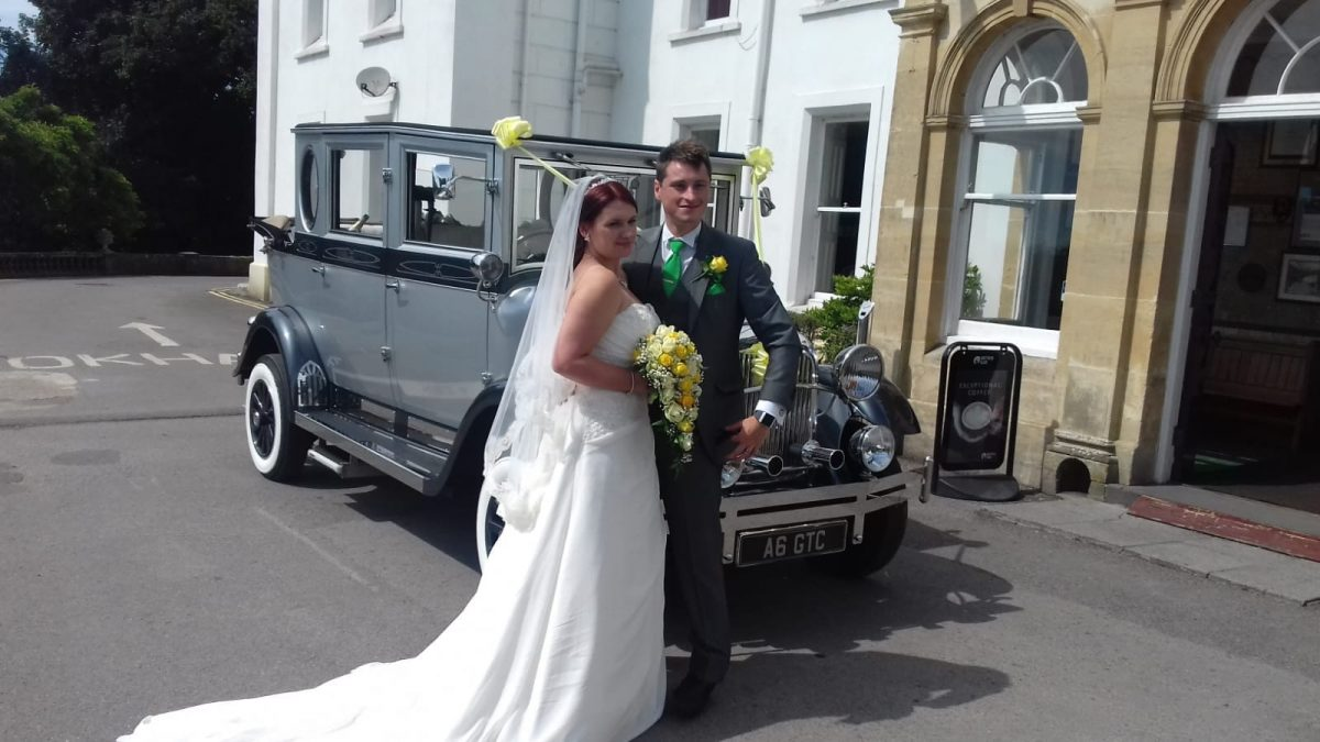 Andrew and Rhia Wedding