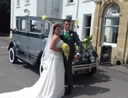 Andrew & Rhia married at our Lady Margam Reception at Court Coleman with Molly and Maurice